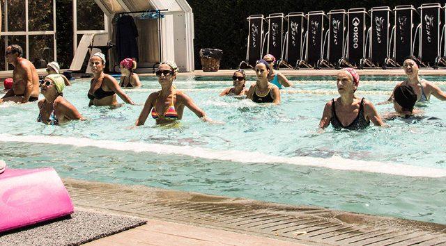 Corso Pool Acqua Step