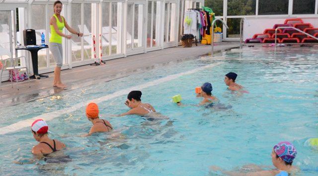 Corso Pool Acqua Wellness Circuit ego lucca
