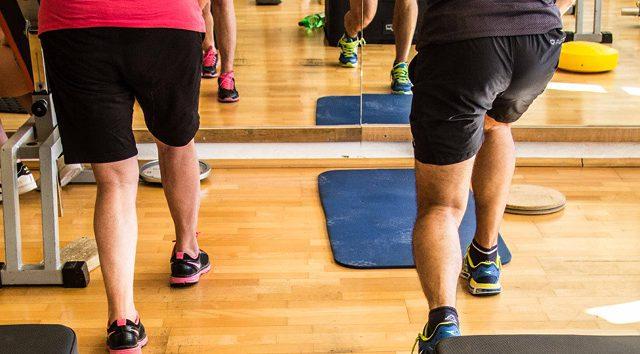 Corso Rebalance Balance Training ego lucca