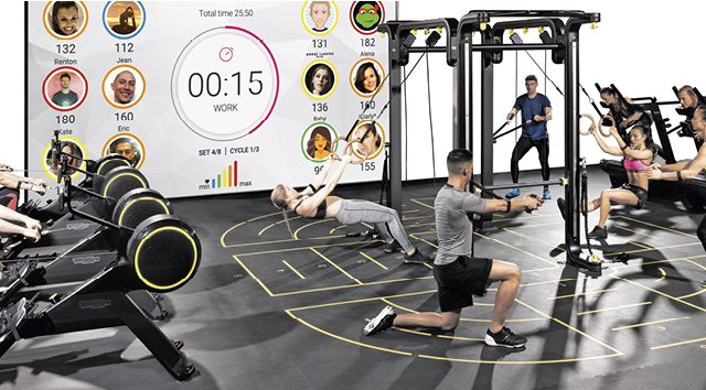 Ego Fitness Skill Athletics