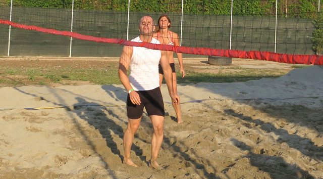 Beach Volley Lucca Ego
