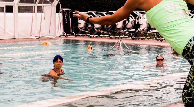 Pool Acqua Fluid Pilates