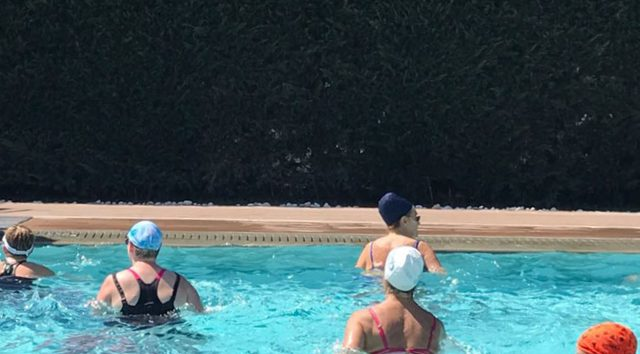 Corso Pool Acqua Training