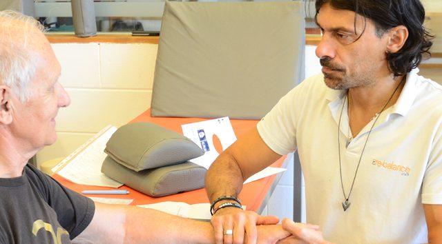 Corso Rebalance Taping Neuromuscolare