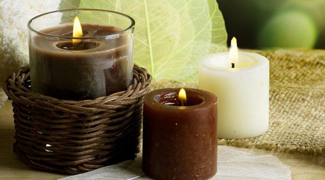 Spa Wellness ritual
