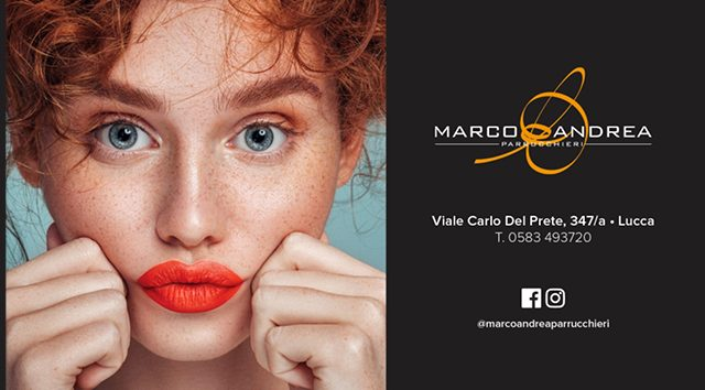 Sponsor ego Marco&Andrea Parrucchieri Lucca