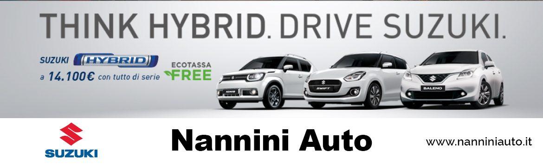 Nannini Auto sponsor ego Lucca