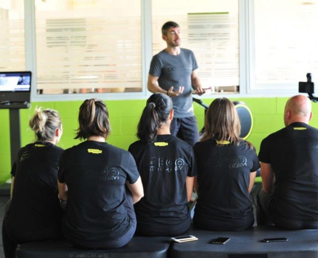 Master Trainer Gianesella per Skill Athletic