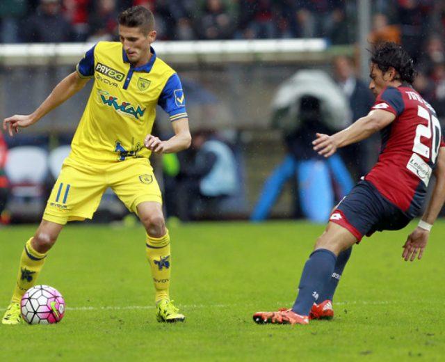 Federico Mattiello giocatore della Juventus e cliente Ego Wellness