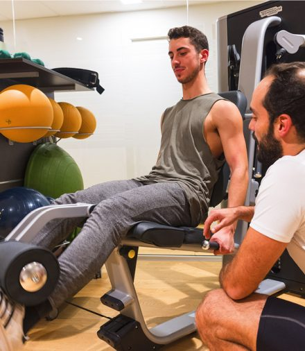 sedute personal trainer
