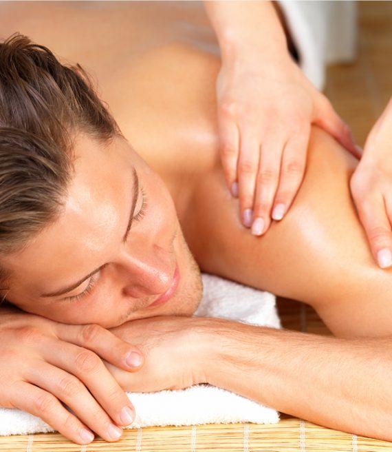 spa + massaggio