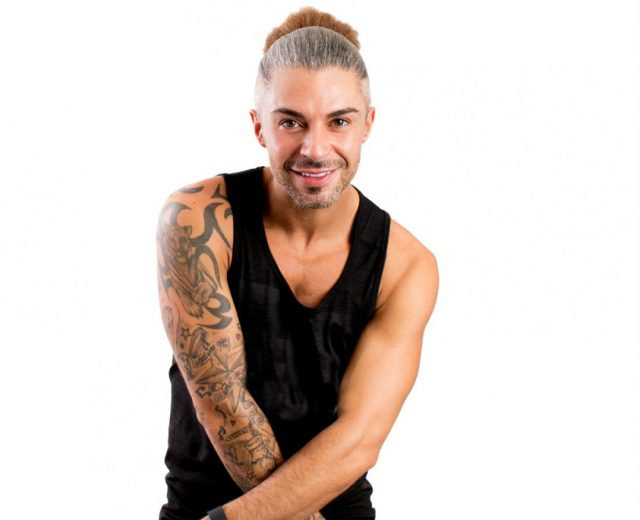fitness london philosophy with Sal Nidai