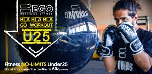 immagine Promo fitness under25 ego lucca