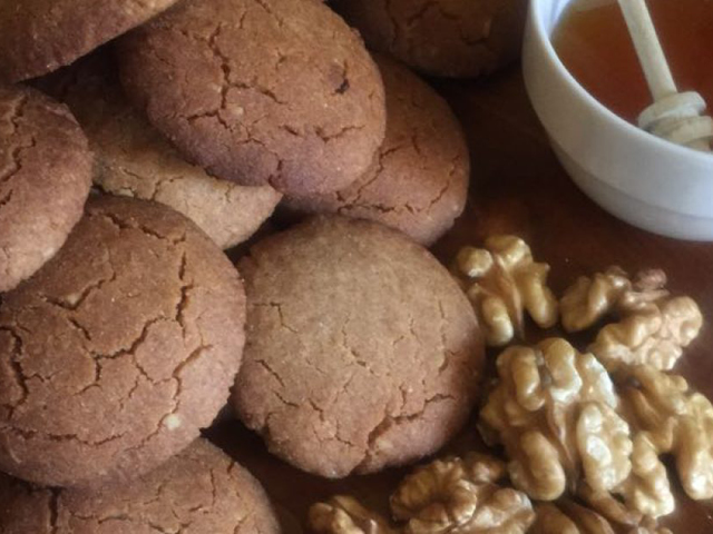ricetta biscotti di farro ego wellness