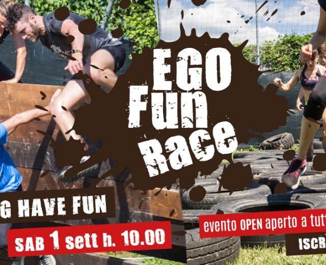 Ego Fun Race 1 settembre 018 ore 10