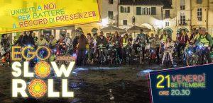 Ego Slow Roll da record il 21 settembre, tutti in bicicletta