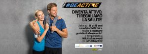Let's Be active, progetto europeo