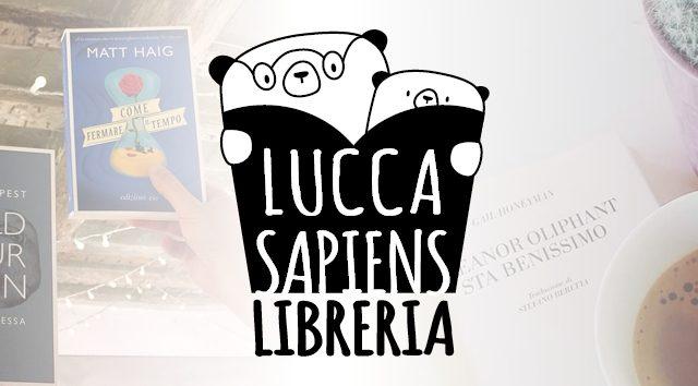 Immagine sponsor Libreria Lucca Sapiens