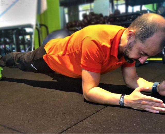 Il plank: quanto deve durare per essere efficace