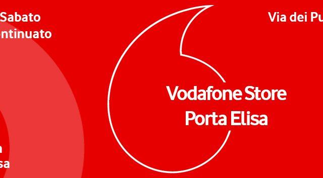 immagine sponsor Vodafone Via Pubblici Macelli Lucca
