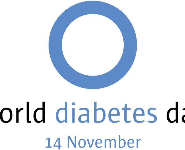 Logo giornata mondiale diabete
