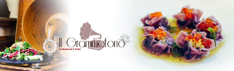 Il Grammofono, wine restaurant