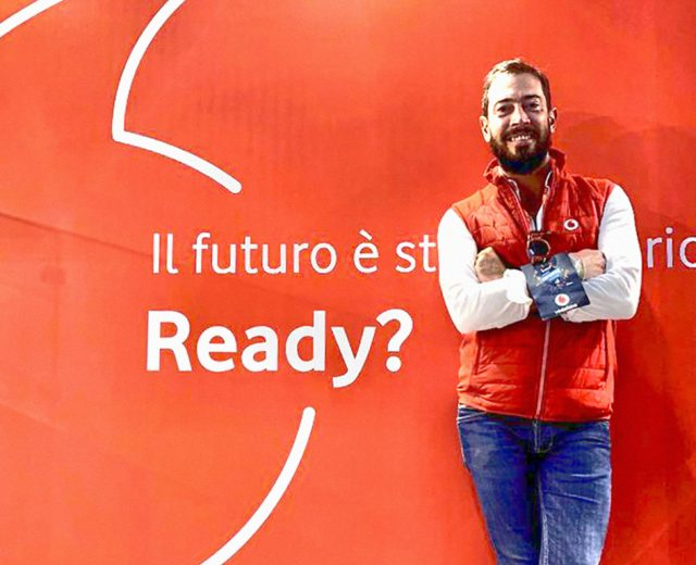Marco Campanella, Vodafone di Via Dei Macelli