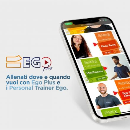 Ego Plus - abbonamento mensile
