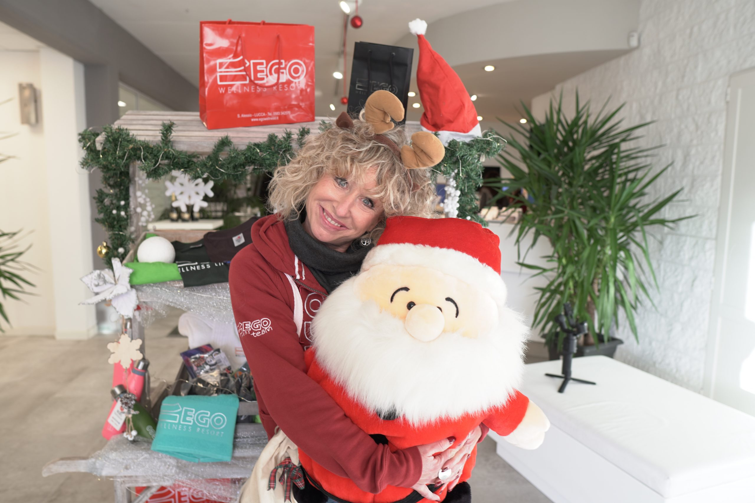 Ego Christmas Shop