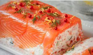 terrina salmone affumicato